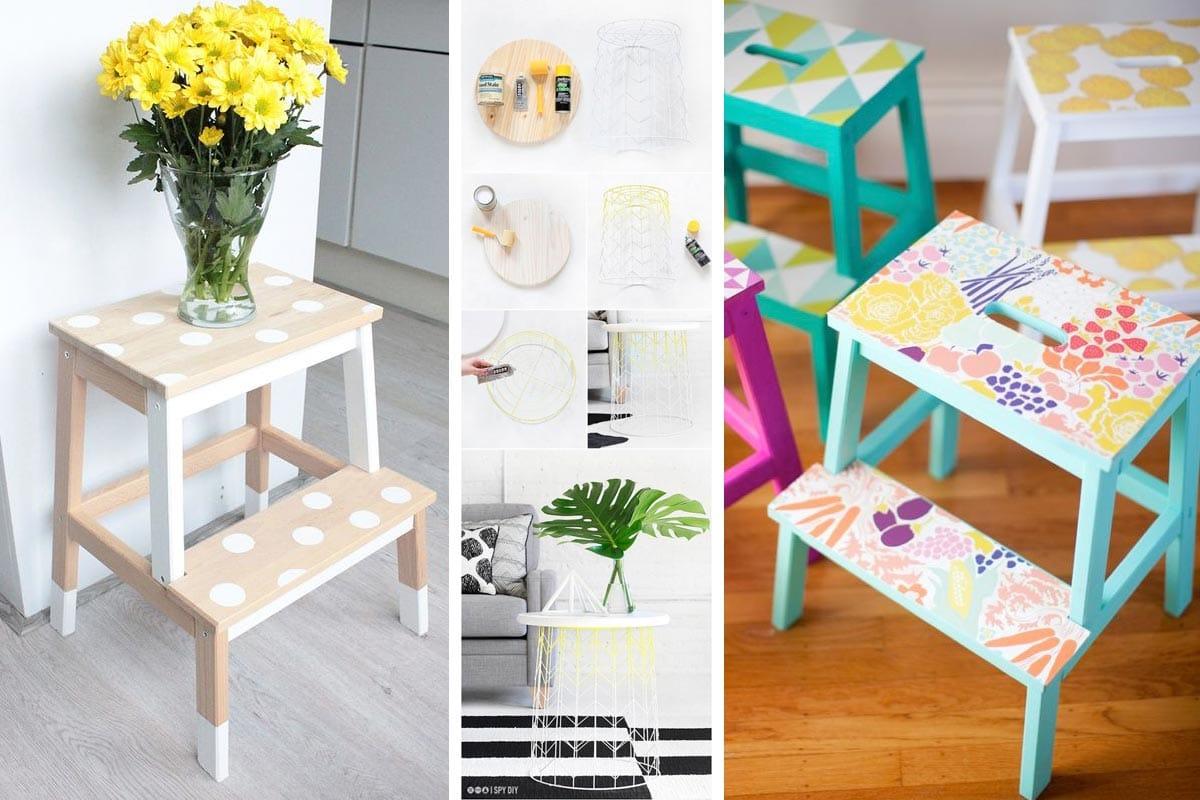 Banqueta Zapatero Ikea.Ikea Desde Otro Punto De Vista Customiza Tus Muebles