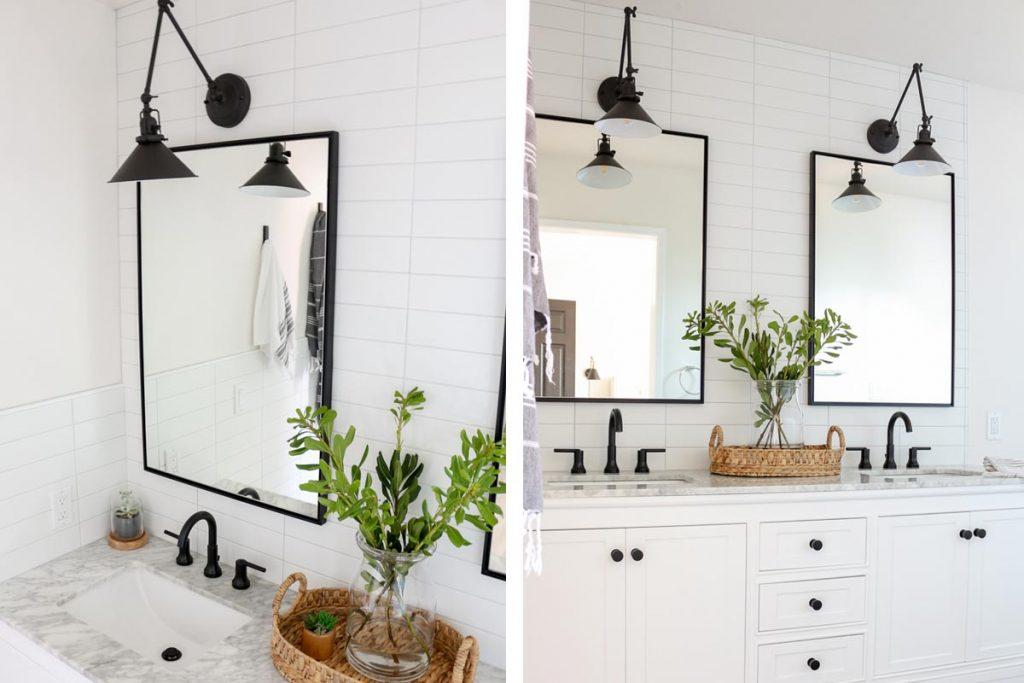 Reformar un baño con encanto - Claudia Lopez Diseñadora